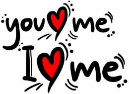 you heart me - i heart me
