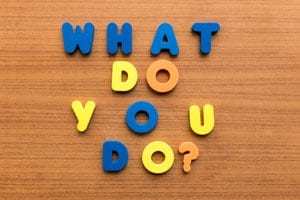 "What to Say to ""What do you do?"""